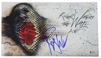 """Roger Waters Signed """"The Wall Live Tour"""" Program (Beckett LOA) at PristineAuction.com"""