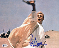 """Peter O'Toole Signed """"Lawrence of Arabia"""" 8x10 Photo (Beckett COA) at PristineAuction.com"""