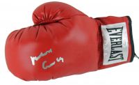 Muhammad Ali Twice-Signed Everlast Boxing Glove (PSA LOA) at PristineAuction.com
