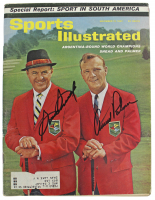 Arnold Palmer & Sam Snead Signed 1962 Sports Illustrated Magazine (JSA LOA) at PristineAuction.com