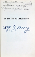 "Cy Young Signed ""At Bat With The Little League"" Hardcover Book (PSA COA) at PristineAuction.com"