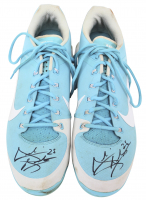 Archie Bradley Signed Pair of Nike Game-Used Baseball Cleats (Beckett COA) at PristineAuction.com