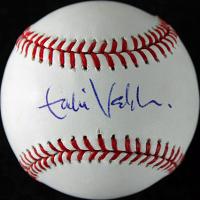 Eddie Vedder Signed OML Baseball (JSA LOA) at PristineAuction.com