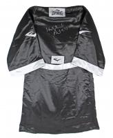Evander Holyfield Signed Everlast Boxing Robe (PSA COA) at PristineAuction.com