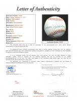 Travis Jackson Signed ONL Baseball (JSA LOA) at PristineAuction.com