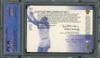 Michael Jordan 2001-02 Upper Deck Ovation MJ UNC Memorabilia #MJFA Floor (PSA 7) at PristineAuction.com