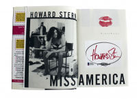 """Howard Stern Signed """"Miss America"""" Hardcover Book (Beckett COA) at PristineAuction.com"""