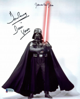 "David Prowse & James Earl Jones Signed ""Star Wars"" 8x10 Photo Inscribed ""is Darth Vader"" (Beckett COA) at PristineAuction.com"
