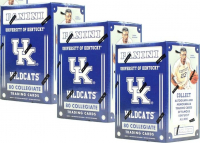Lot of (3) 2016 Panini Kentucky Collegiate Multi-Sport Blaster Boxes at PristineAuction.com