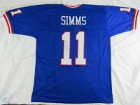 Phil Simms Signed Jersey (JSA Hologram) at PristineAuction.com