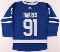 John Tavares Signed Maple Leafs Jersey (JSA COA) at PristineAuction.com