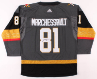 Jonathan Marchessault Signed Golden Knights Jersey (JSA COA) at PristineAuction.com