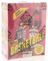 1981/82 Topps Basketball Wax Box (BBCE Certified) at PristineAuction.com
