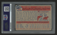 Frank Robinson Signed 1957 Topps #35 RC (PSA Encapsulated) at PristineAuction.com