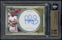 Albert Pujols 2018 Topps Transcendent Autographs #TCAAP (BGS 9.5) at PristineAuction.com