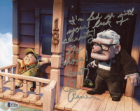 """Ed Asner Signed """"Up"""" 8x10 Photo with Extensive Inscription (Beckett COA) at PristineAuction.com"""