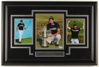 Jason Day Signed 18x27 Custom Framed Photo Display (PSA COA) at PristineAuction.com