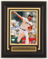 Gerrit Cole Signed Pirates 13x16 Custom Framed Photo Display (JSA COA) at PristineAuction.com