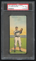 1911 Mecca Double Folders T201 #8 Fred Clarke / Bobby Byrne (PSA 4.5) at PristineAuction.com