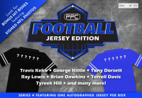 Press Pass Collectibles 2020 Football Jersey Mystery Box – Series 4 (Limited to 50) at PristineAuction.com
