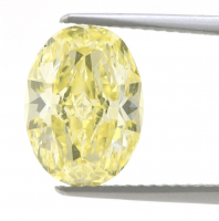 .42ct Fancy Deep Yellow Loose Diamond (GIA Certified) at PristineAuction.com