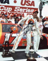Darrell Waltrip Signed 8x10 Photo (Beckett COA) at PristineAuction.com