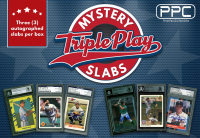 Press Pass Collectibles 2020 Triple Play Baseball Slab Mystery Box – Series 1 (Limited to 50) at PristineAuction.com
