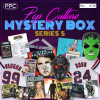 Press Pass Collectibles Pop Culture Mystery Box – Series 5 (Limited to 50) at PristineAuction.com