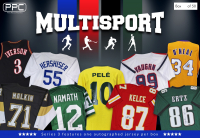 Press Pass Collectibles 2020 Multi-Sport Jersey Mystery Box – Series 3 (Limited to 50) at PristineAuction.com