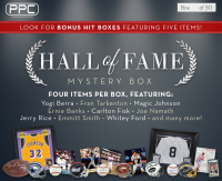 Press Pass Collectibles Multi-Sport Hall of Fame Mystery Box – Series 3 (Limited to 50) at PristineAuction.com