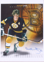 Bobby Orr Signed Bruins 10x13 Photo (Orr COA) at PristineAuction.com