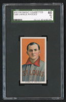 Charlie Rhodes 1909-11 T206 #412 (SGC 5) at PristineAuction.com