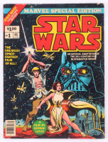 """1977 """"Star Wars"""" Vol. 1 Issue #1 Marvel Special Edition Comic Book at PristineAuction.com"""