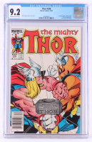 "1983 ""Thor"" Issue #338 Marvel Comic Book (CGC 9.2) at PristineAuction.com"
