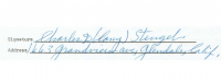 Charles D. Casey Stengel Signed 1958 Contract (PSA LOA) at PristineAuction.com