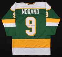 Mike Modano Signed Jersey (TSE COA) at PristineAuction.com