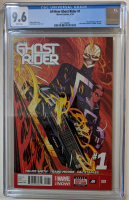 "2014 ""All-New Ghost Rider"" Issue #1 Marvel Comic Book (CGC 9.6) at PristineAuction.com"