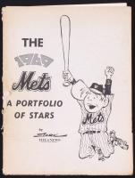 Vintage 1969 Mets Portfolio of Stars at PristineAuction.com