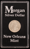 1894-O Morgan Silver Dollar Display at PristineAuction.com