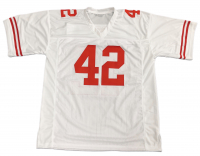 Ronnie Lott Signed Jersey (Beckett COA) at PristineAuction.com