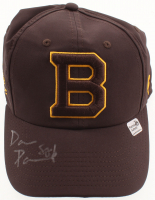 David Pastrnak Signed Bruins 2010 NHL Winter Classic Adjustable Hat (Pastrnak COA) at PristineAuction.com