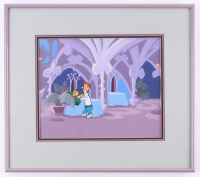 """The Jetsons"" 15x17 Custom Framed Hand-Painted Animation Cel at PristineAuction.com"