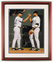 Mariano Rivera & Alex Rodriguez Signed Yankees 22x26 Custom Framed Photo Display (Steiner COA) at PristineAuction.com