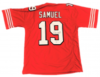Deebo Samuel Signed Jersey (Beckett COA) at PristineAuction.com