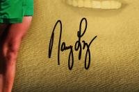 Nancy Lopez & Annika Sorrenstam Signed LE 28x20 Custom Framed Photo Display (UDA Hologram) at PristineAuction.com