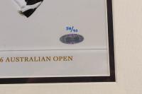 Roger Federer Signed LE 26.5x22.5 Custom Framed Photo Display (Steiner COA) at PristineAuction.com