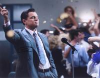 "Leonardo DiCaprio Signed ""The Wolf of Wall Street"" 11x14 Photo (AutographCOA COA) at PristineAuction.com"