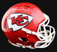Patrick Mahomes Signed Chiefs Full-Size Authentic On-Field Speed Helmet (JSA COA) at PristineAuction.com