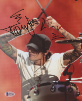 Tommy Lee Signed Motley Crue 8x10 Photo (Beckett COA) at PristineAuction.com