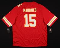 Patrick Mahomes Signed Chiefs Super Bowl LIV Jersey (JSA COA) at PristineAuction.com